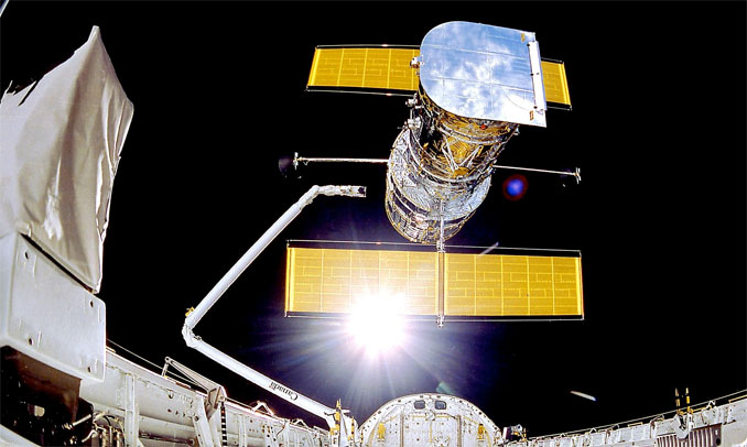 - 061721 hst - Whew! Hubble Space Telescope back in operation – Astronomy Now